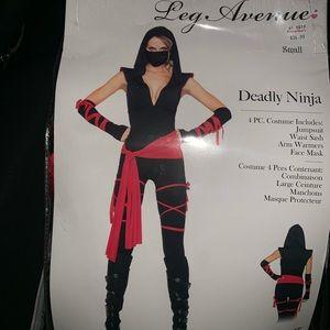 Ninja costume size S
